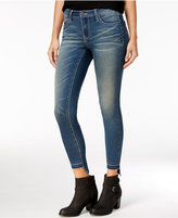 Rampage Juniors' Sophie Ripped Skinny Jeans