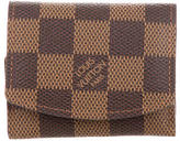 Louis Vuitton Damier Cufflink Holder