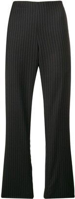 Romeo Gigli Pre-Owned Pinstriped Trousers