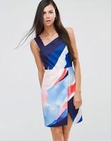 Finders Keepers Diving Under One Shoulder Dress