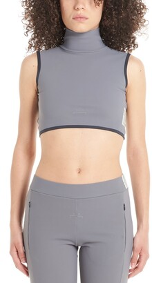 A-Cold-Wall* High Neck Cropped Top