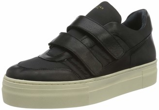 Selected Women's SLFHAILEY Velcro Leather Trainer B Sneaker
