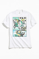 Urban Outfitters The Legend Of Zelda Link Manga Tee