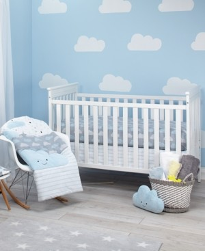NoJo Little Love by Happy Little Clouds 5-Pc. Crib Bedding Set Bedding