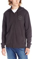 Brixton Men's Oath Zip Hood Fleece