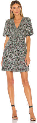 Rebecca Taylor Louisa Floral Dress