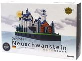 Nanoblock Deluxe Edition Level 7 Schloss Neuschwanstein Castle 3D Puzzle