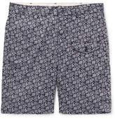 Engineered Garments Ghurka Paisley-Print Cotton-Voile Shorts