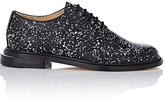 Band Of Outsiders MEN'S SLIPPED-HEEL SADDLE SHOES-BLACK, WHITE, NO COLOR SIZE 5