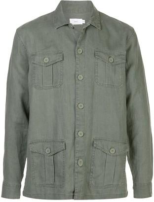 Onia Safari shirt jacket