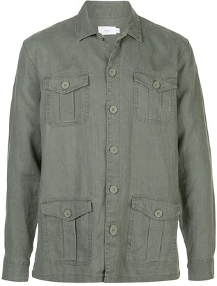 Onia Safari shirt jacket