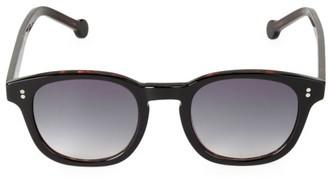 Colors In Optics 49MM Eldridge Round Sunglasses