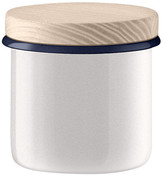 LSA International Utility Container & Ash Lid - Milk White - 9cm
