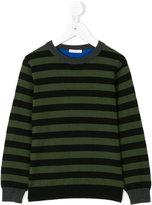 Sun 68 striped sweater
