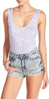 Clayton Brandi Sleeveless Bodysuit