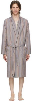 Paul Smith Multicolor Dressing Robe