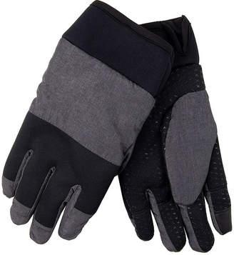 EXACT FIT Exact Fit Reflective Elastic Strap Men's Gloves