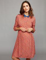 A Pea in the Pod Envie De Fraise Button Front Maternity Dress