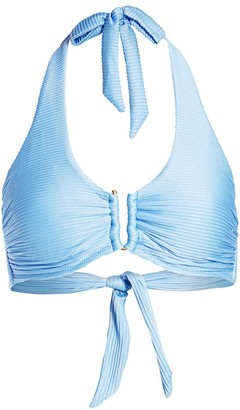 Heidi Klein D-G Cup Bikini Halter Top