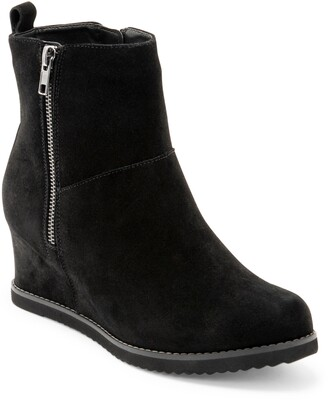 Blondo Rise Waterproof Wedge Bootie