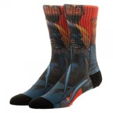 Bioworld X-Men Wolverine Sublimated Crew Socks