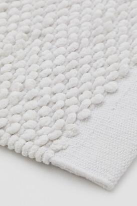 H&M Bath Mat - White