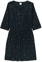 Des Petits Hauts Willi Fruit Buttoned Dress
