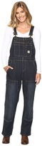 Carhartt Brewster Double Front Bib Overalls Women's Overalls One Piece
