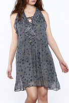 IRO Grey Jaysan Dress