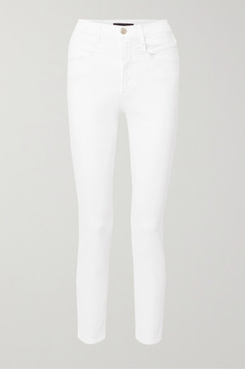 3x1 Jesse High-rise Skinny Jeans - White