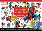 Artistic Studios Disney Marvel Super Heroes Ultimate Sticker Activity Pad