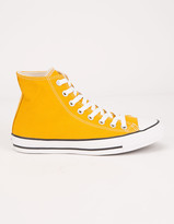 Converse Chuck Taylor All Star Seasonal Color Gold Dart Womens High Top Shoes