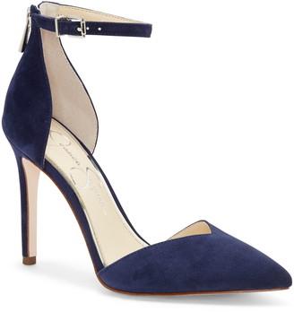 Jessica Simpson Paisleah Ankle Strap Pump