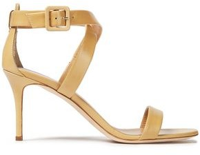 Giuseppe Zanotti Coline 80 Leather Sandals