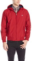 Fred Perry Men's Summer Hooded Brentham Jacket