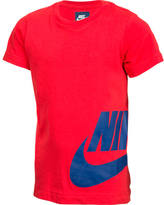 Nike Boys' Preschool Side Futura T-Shirt