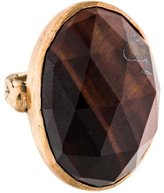 Stephen Dweck Cat's Eye Quartz Cocktail Ring