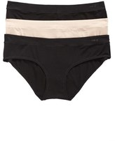 Naked 3-Pack Hipster Panty