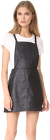 BB Dakota Jack by Robison Faux Leather Dress