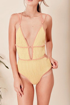 For Love & Lemons Capri Scrunchy One\ Piece