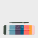 Paul Smith Caran d'Ache + 849 Racing Green Ballpoint Pen