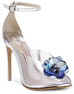 Sophia Webster Women's Cindy Clear High-Heel Sandals