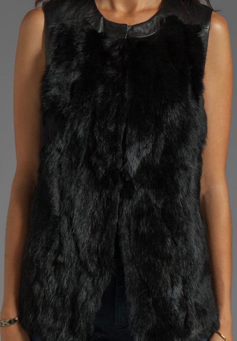 Nanette Lepore Carnival Illusion Vest
