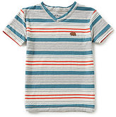 Lucky Brand Big Boys 8-20 Desert Striped Short-Sleeve Tee