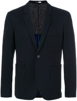 Paul Smith handkerchief blazer - men - Cotton/Nylon/Spandex/Elastane/Viscose - 46