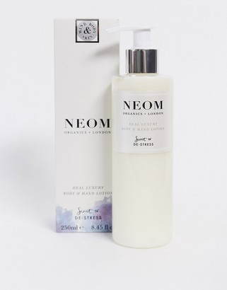 Neom Real Luxury Lavender Rosewood & Jasmine Body & Hand Lotion