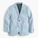 J.Crew Boys' Ludlow suit jacket in seersucker