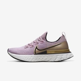 Nike Women's Running Shoe React Infinity Run Flyknit