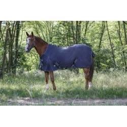 Equipment EKKIA (Ekia) 3338025595230 Horse Riding ETH.Essent.COT.Sheet NY/GR 7 '0 400040170