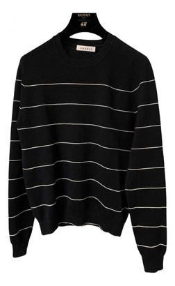 Sandro Blue Cotton Knitwear & Sweatshirts